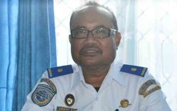 Pelaksana Tugas Harian KSOP Kuala Pembuang Abdullah