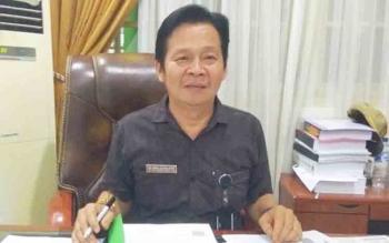 Kepala ESDM Kalteng, Ermal Subhan