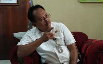 Kepala Dinas Pertanian I Made Dikantara.
