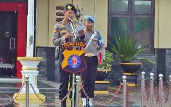 Wakapolres Barito Utara Kompol Novianto Taryono.