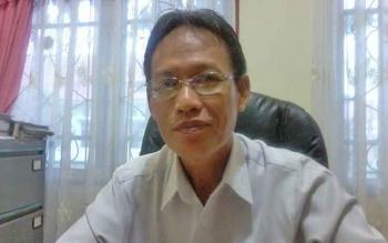 Kepala Dinas Pertanian Kabupaten Katingan, Hendri Nuhan.