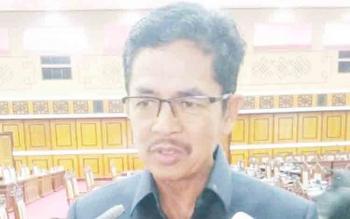 Wakil Bupati Kapuas, Ir H Muhajirin MP.