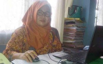 Kepala Bidang Penagihan pada Badan Pengelolaan Keuangan dan Aset Daerah (BPKAD) Kabupaten Barito Selatan, Selviriyatmi