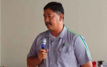 Chief Operating Officer PT Sawit Sumbermas Sarana Tbk Nasaruddin bin Nasir