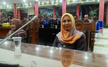 Anggota Badan Pembentuk Peraturan Daerah (Bapemperda) DPRD Kota Palangka Raya, Mukarramah