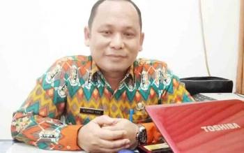 Kepala Bidang Pencegahan Pengendalian Penyakit Dinas Kesehatan Sukamara, Achmad Yani.