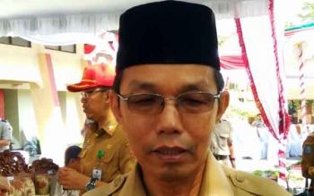 Pelaksana Tugas Sekretaris Daerah Kalteng Mugeni.