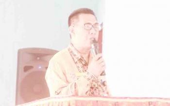 Kepala Badan Penelitian dan Pengembangan Kota Palangka Raya Barit Rayanto.