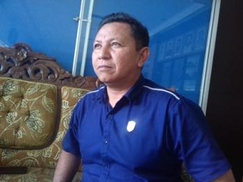 Ketua Komisi II DPRD Kabupaten Kotim Rudianur.\r\n