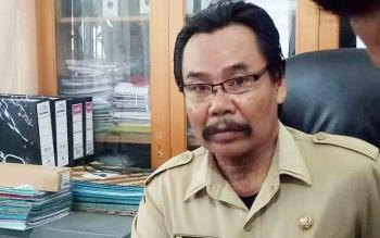 Kepala Bidang Pendaftaran Penduduk Disdukcapil Kabupaten Gunung Mas Iskandar.