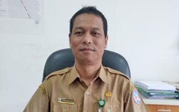 Kepala Dinas Ketahanan Pangan Kabupaten Murung Raya (Mura) Ferdinand Wijaya