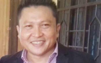 Ketua Bapemperda DPRD Kotim, Dadang H Syamsu.