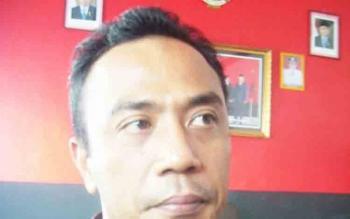 Ketua DPD PAN H Achmad Zahidi