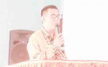 Kepala Badan Litbang Kota Palangka Raya, Barit Rayanto