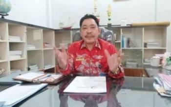 Kepala Dinas Kelautan dan Perikanan Kabupaten Kotawaringin Barat, Rusliansyah