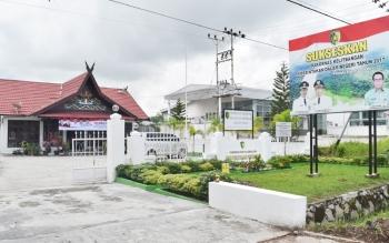 Kantor Badan Penelitian dan Pengembangan Kota Palangka Raya Barit Rayanto.