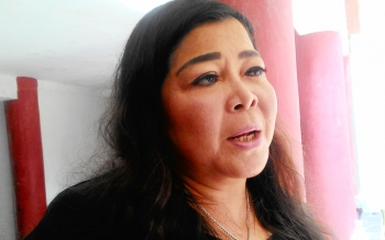 Ketua Komisi B DPRD Kota Palangka Raya Nenie Adriaty Lambung.