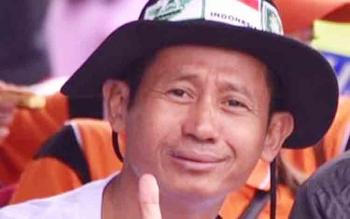 Wakil Ketua Komisi B DPRD Kota Palangka Raya Sugianor.