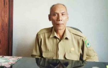 Kepala Bidang Penyuluhan Dinas Pertanian dan Peternakan Kabupaten Kapuas Effendi.