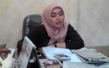 Wakil Ketua DPRD Kota Palangka Raya, Ida Ayu Nia Anggraini.