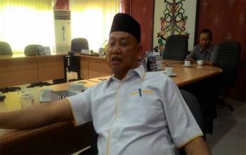 Rusliansyah, bakal calon Walikota Palangka Raya