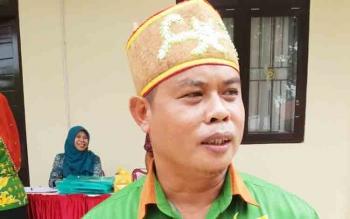 Kepala Badan Kepegawaian Daerah (BKD) Kotim Alang Arianto.