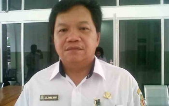 Sekretaris DPRD Kabupaten Katingan, Dody.
