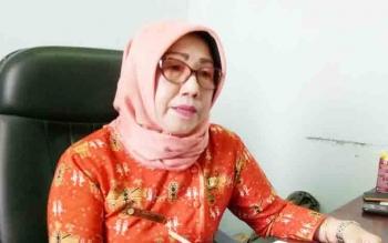 Sekretaris Dinas Kesehatan Kabupaten Gunung Mas, Barkiah