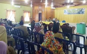 Ekspose Program Penilaian Adipura Tahap 1 (P1) di Sukamara.