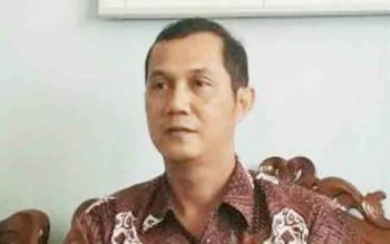 Ketua Panitia Pengawas Pemilu (Panwaslu) Kabupaten Kapuas Iswahyudi Wibowo