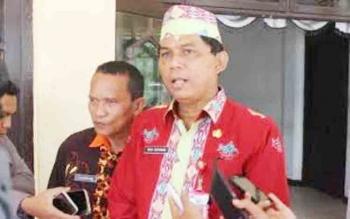 Kepala DPMPD Kabupaten Kotim, Redi Setiawan.