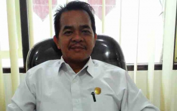 Anggota Bapemperda DPRD Kota Palangka Raya, Riduanto.