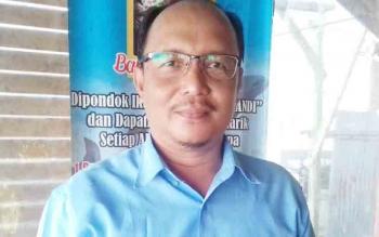 Mahdianur salah satu kuasa hukum penggugat pilkades.