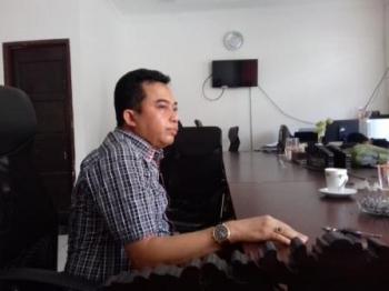 Ketua Komisi III DPRD Kotawaringin Timur (Kotim) Rimbun
