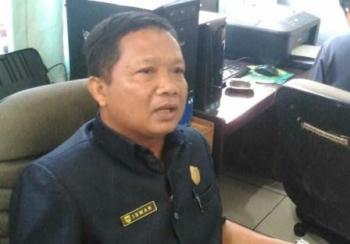 Anggota DPRD Kabupaten Gunung Mas (Gumas) Iswan