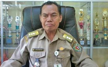 Camat Katingan Hilir, Kabupaten Katingan, Ardiansyah.