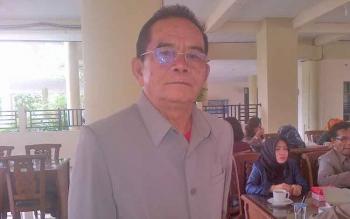 Anggota DPRD Barsel, James Janjam