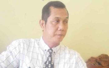 Ketua Panwaslih Kapuas Iswahyudi Wibowo