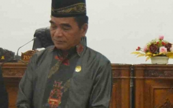 Ketua DPRD Barito Selatan, Tamarzam