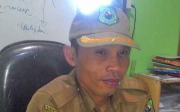Kepala Bidang (Kabid) Layanan Kesehatan Masyarakat, Dinas Kesehatan Kabupaten Kapuas Suparman