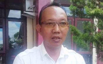 Kepala Dinas Sosial Kotim, Agus Tripurna Tangkasiang