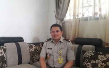 Kepala Badan Pertanahan Kabupaten Kapuas Asep Heri.