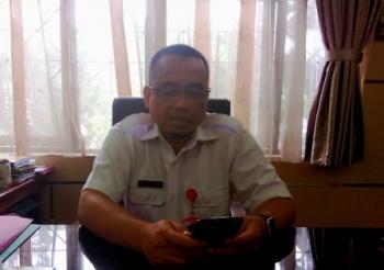Kepala Dishut Kalteng Sri Suwanto.