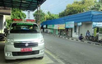 RSUD dr Soemarno Sosro Admojho Kuala Kapuas, Kabupaten Kapuas.
