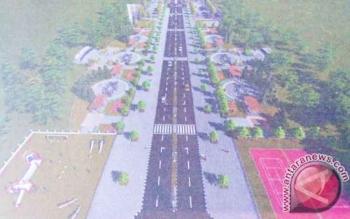 Pemkab Barito Timur Bangun Taman Kota Hijau di Lahan 5 Hektare