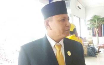 Anggota DPRD Kotim, Rudianur.