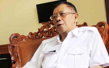 Kepala Dinas Perkim Kalteng, M Hatta