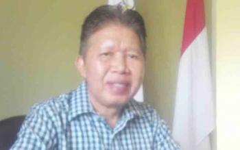 Sekretaris Porkab XI Zainal Hakim