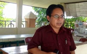 Anggota DPRD Gumas, Herbert Y Asin.