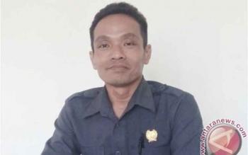 Ketua Komisi I DPRD Barito Timur Janjo Briano